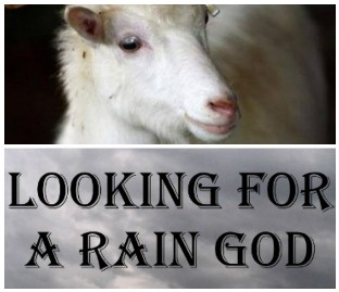 Appease Nature for Rains, Not Gods