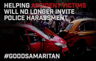 The Good Samaritan Guidelines for You: Please help accident victims