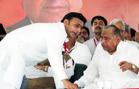 Is Split the Answer to the War Within the Samajwadi Party?