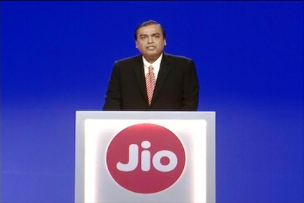 Reliance Jio: Data-giri With Free Voice, SMS and Roaming
