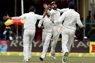Spinners Give India Big Win At Kanpur