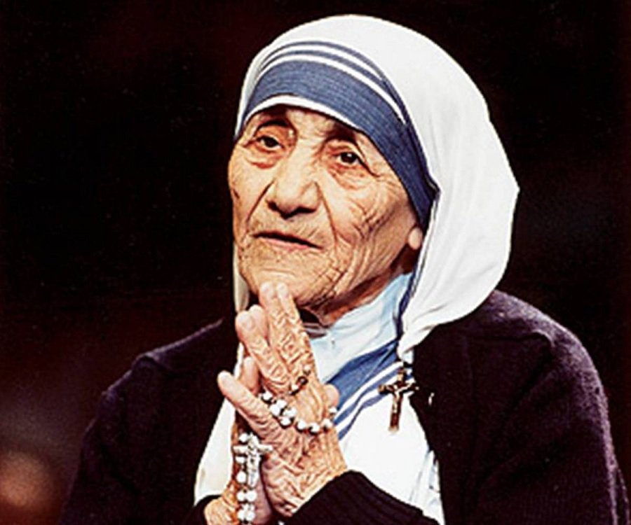 Mother Teresa Was Always a Saint