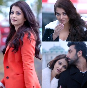 Aishwarya Looks Blazing Hot in ADHM