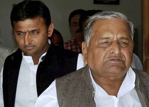 Samajwadi Family War, Chapter Two