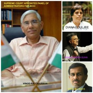 BCCI Admin Panel: Eclectic and Excellent Mix