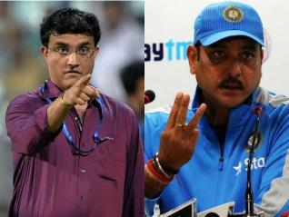 Shastri Ignoring Ganguly's Captaincy is Pettiness