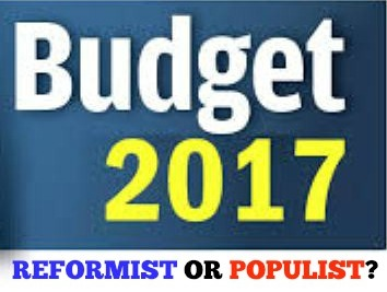 Budget 2017: Will Jaitley Put India First or Be Populist?