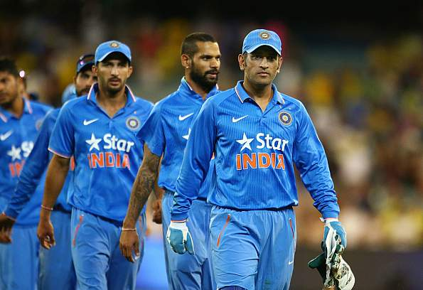 Dhoni Passes the Baton, Ends a Fruitful Era