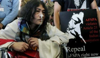 Irom Sharmila Did Not Lose, Manipur Did