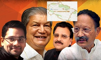 Uttarakhand: BJP Streamrolls the Congress