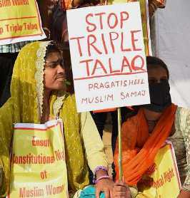 Triple Talaq Shown the Door