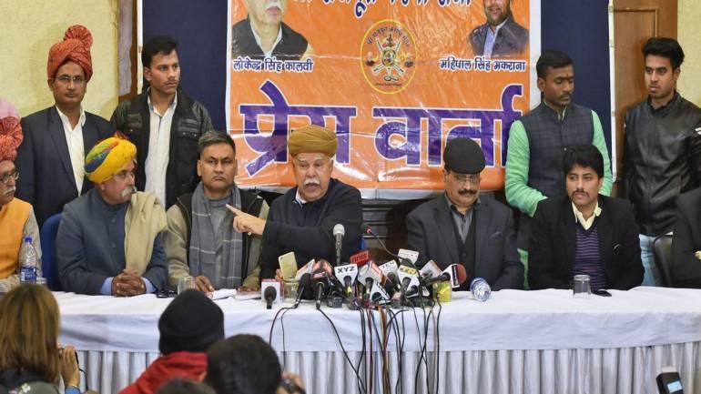 Karni Sena: Tarnishing Rajput Image
