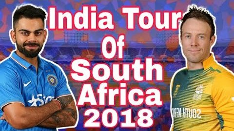 Positives From India's South African Tour