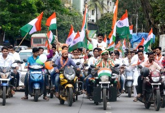 Don't Make Tiranga Rallies Anti-National