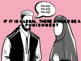Making Triple Talaq A Criminal Offence is Not Improper