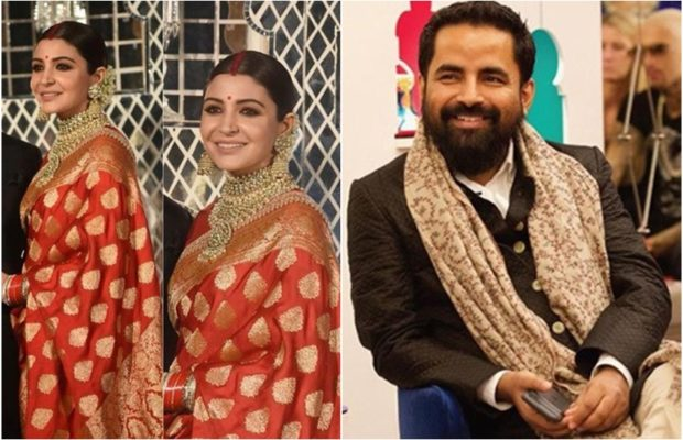 The Sari and Sabyasachi