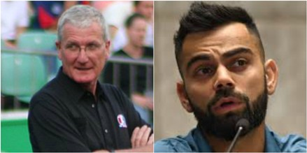 Why Is Bob Willis Against Kohli Playing County Cricket?