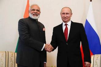 India Needs To Strengthen Ties With Russia
