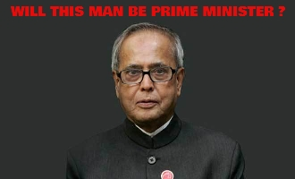 What Is Pranab Mukherjee Up To?