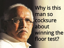 Why Is BSY Gung-Ho About The Floor Test ?Have Deals Already Been Struck?