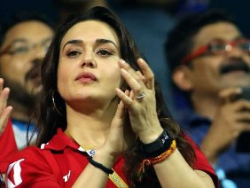 Preity Zinta: Improperly Rejoicing At Mumbai's Exit