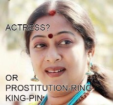 Easy Money Makes Tamil Actress A Madam