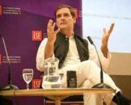 Rahul Gandhi At LSE: Peddling Excuses