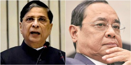 Appointment of CJI: Over To The Government Now
