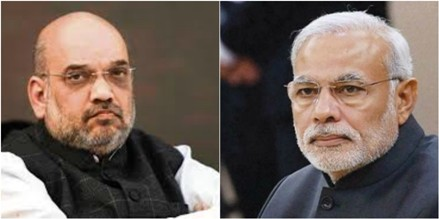 Modi-Shah Team Is Too Confident