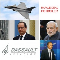 Rafale Deal: Skin Saving Contest