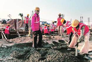 Migrant Workers Flee Gujarat