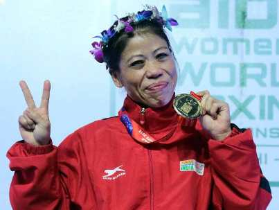 We Salute You, Mary Kom!