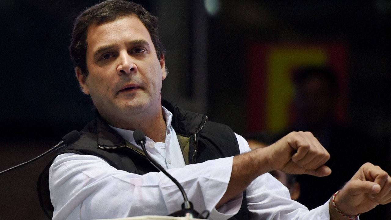 Rahul Gandhi: Not Being An Effective Leader