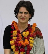 Priyanka Gandhi Vadra: Battle Ready