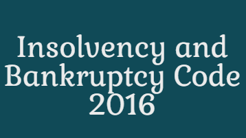 Insolvency Code Constitutionally Valid, Says Supreme Court