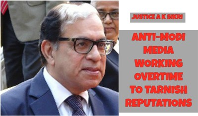 Doubting Justice Sikri: Anything To Be Anti-Modi