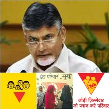 Chandrababu Naidu: Supporting Population Explosion