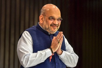 Amit Shah: From Party President To Home Minister?