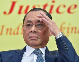 Justice Gogoi: Brazening It Out