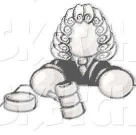 judge sketch