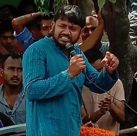 Kanhaiya Kumar: Fighting His Own Past