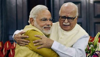 Advani's Blog: Outpourings Of A Disgruntled And Bitter Man